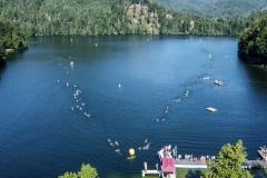 Schwimmstrecke Hechtsee X-treme (c)Haun