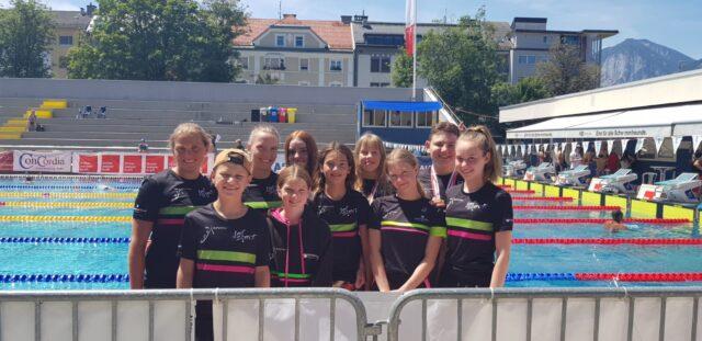 Tiroler Meisterschaft im Schwimmen am 3. und 4. Juli 2021