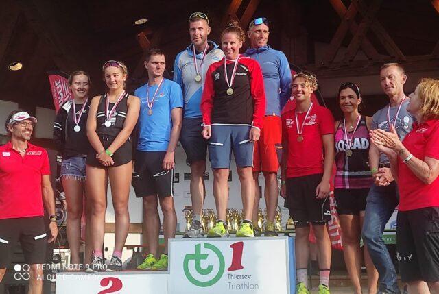 Thiersee Triathlon 2021