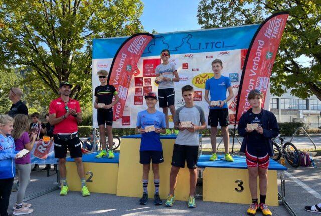 Crossduathlon & -triathlon Innsbruck